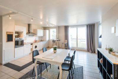 Vente appartement, 85 m² 4 pièces - 95610 eragny sur oise