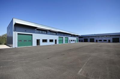 Location Local d'activités / Entrepôt Saint-Vulbas