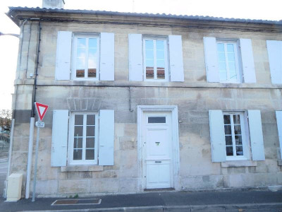Town house 5 rooms Centre Ville de Cognac