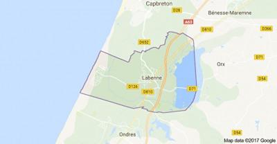 Location Bureau Labenne