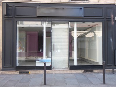 Location Boutique Paris 6ème 0