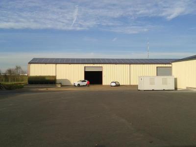 Location Local d'activités / Entrepôt Cuverville