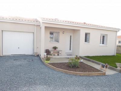 Maison neuve 3 pièces - 94 m² - SEMUSSAC