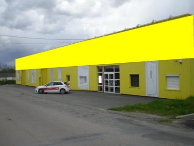Location Local d'activités / Entrepôt Saint-Germain-du-Puy