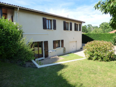 Maison Saint Loubes 4 chambres 133 m² + garage