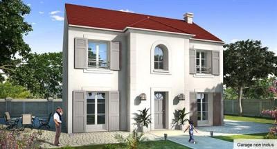 Maison  5 pièces + Terrain 520 m² Les Clayes-sous-Bois par MAISONS BARILLEAU