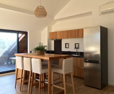 Appartement 4 pièces avec terrasse de 20m²