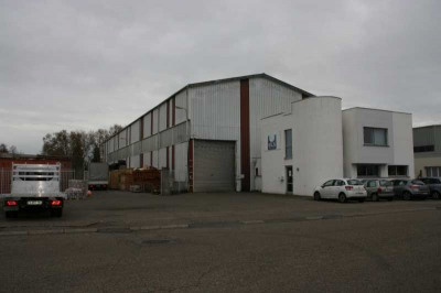 Location Local d'activités / Entrepôt Illkirch-Graffenstaden