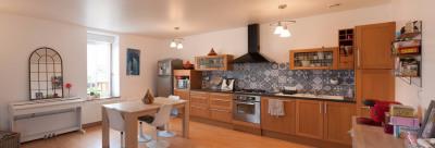 Maison de village 111 m² env avec parking couvert et cave