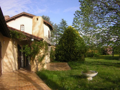 Vend maison + terrain divisible proche de Beaurepaire