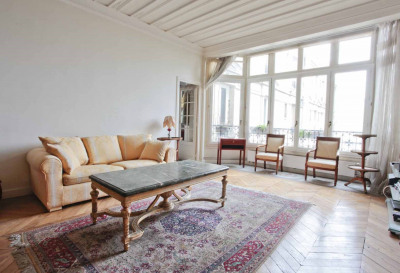 Appartement de réception 242m² Boulevard Saint Germain
