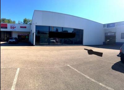 Location Boutique Bretenière