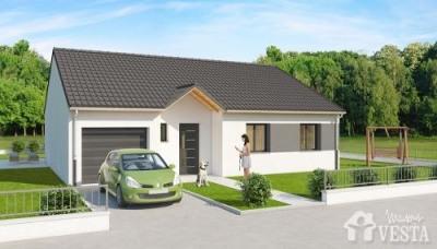 Maison  5 pièces + Terrain 380 m² Seichamps par VESTA ESPACES