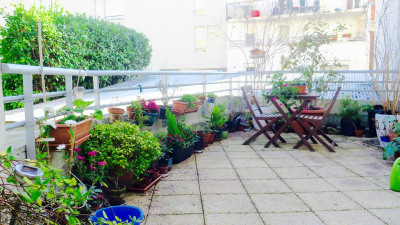 Appartement 2 pièces et terrasse
