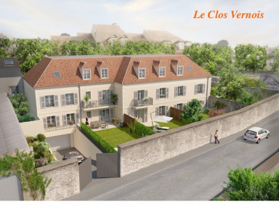 Vente appartement Senlis Centre (60300)