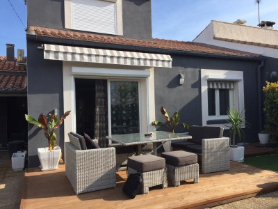 Villa F4 garage