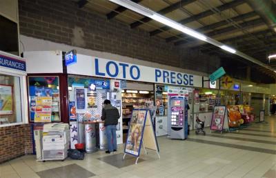 Fonds de commerce Tabac - Presse - Loto Champigny-sur-Marne