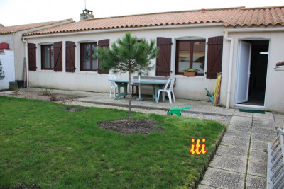 Maison avec 3 chambres