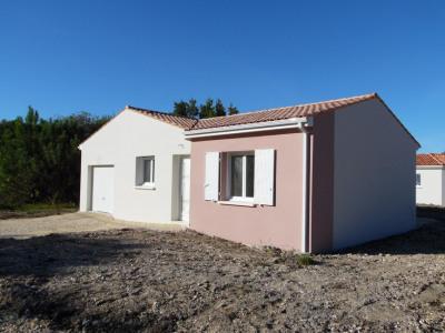 Maison neuve 3 chambres + garage + terrain