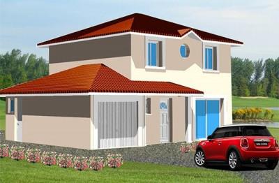Projet de construction Montcarra