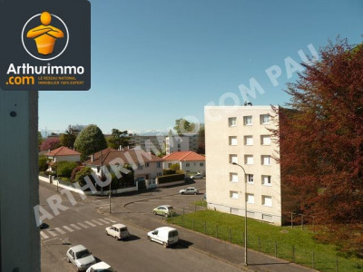 Appartement T4 cave et parking