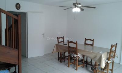 Duplex en RDC + 1 avec terrasse et garage aménageable sur