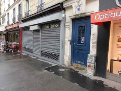 Location Local d'activités / Entrepôt Paris 5ème