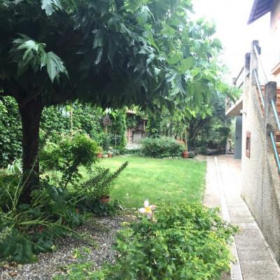 St-exupery - maison avec jardin