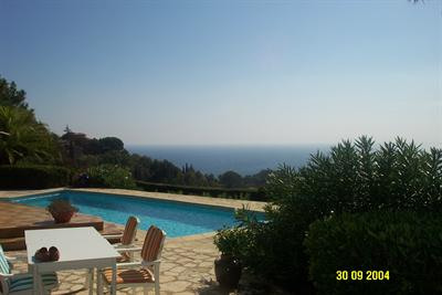 Vacation rental house / villa Les issambres 6 625€ - Picture 7