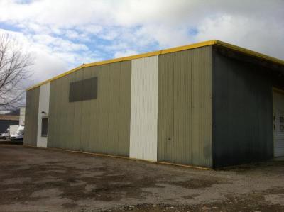 Location Local d'activités / Entrepôt Rochetoirin