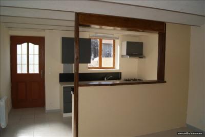 Maison ancienne lainsecq - 3 pièce (s) - 65 m²