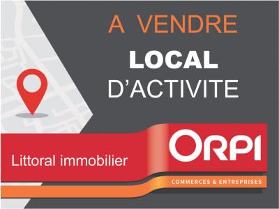 Vente Local d'activités / Entrepôt Auray