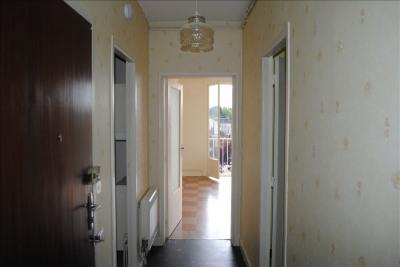 Appartement ancien cosne sur loire - 3 pièce (s) - 60 m²