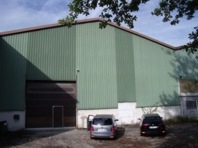 Location Local d'activités / Entrepôt Pringy