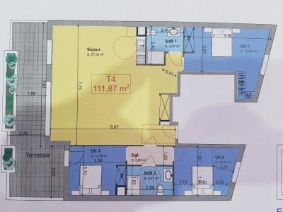 Vente VEFA, nouvelle résidence PLACE LAMARTINE