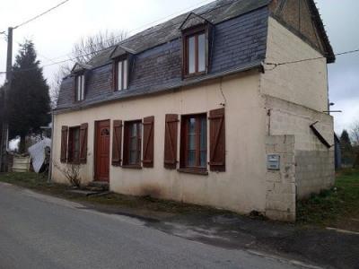 Maison à rénover 3 chambres sur 368m² de terrain