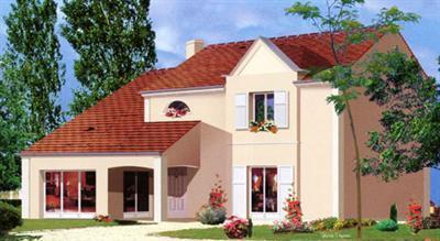 Maison  5 pièces + Terrain 1600 m² Maulette par L.D.T BOIS D'ARCY