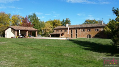 Secteur montastruc, maison ancienne de 600 m² sur 1.6 ha de terr