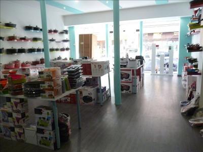 Boutique + bureaux