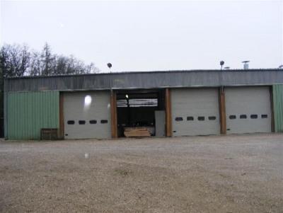 Location Local d'activités / Entrepôt Andelot-Blancheville