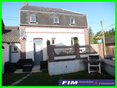 Maison bourg tous commerces 3 chambres jardin garage