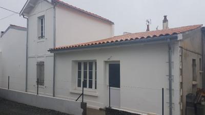 A vendre la rochelle laleu maison 60 m²