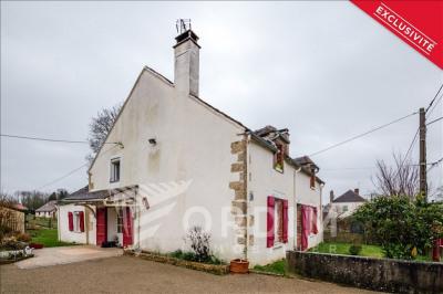 Maison ancienne flogny la chapelle - 7 pièce (s) - 160 m²
