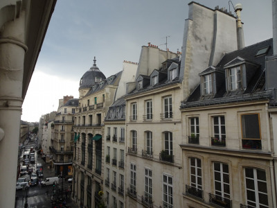 Studio Rue Saint-Honoré
