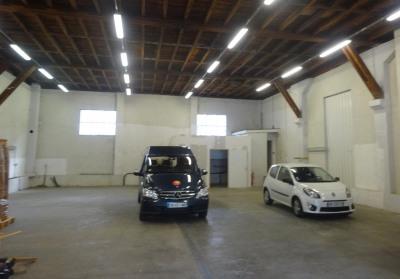 Location Local d'activités / Entrepôt Moûtiers