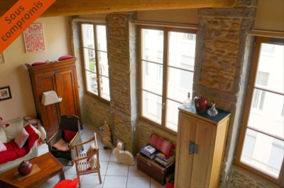 Appartement canut duplex