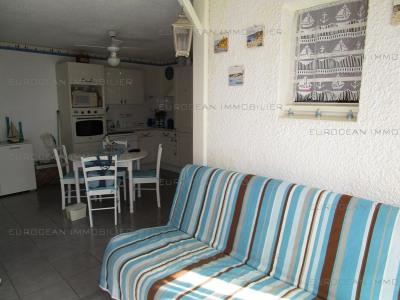 Alquiler vacaciones  casa Lacanau-ocean 324€ - Fotografía 6