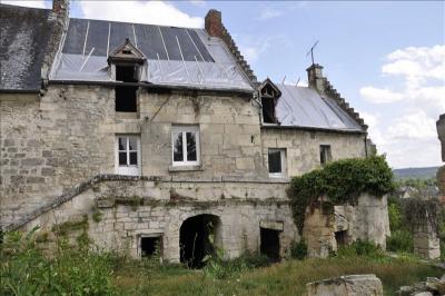 Maison pierre à rénover