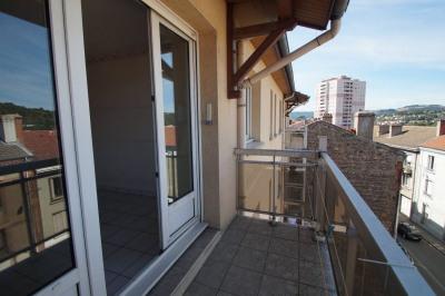 Appartement de type 3 de 85 m² secteur Firminy