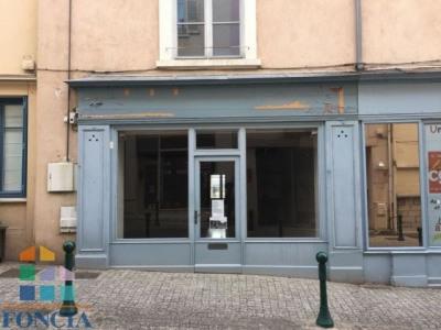 Vente Local commercial Trévoux